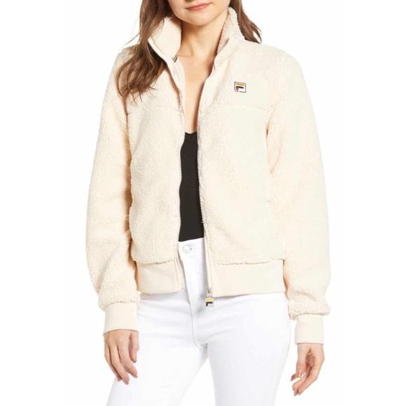 Fila Jackets & Blazers - Fila Islae Fleece Jacket